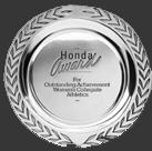 HONDA AWARD_plate
